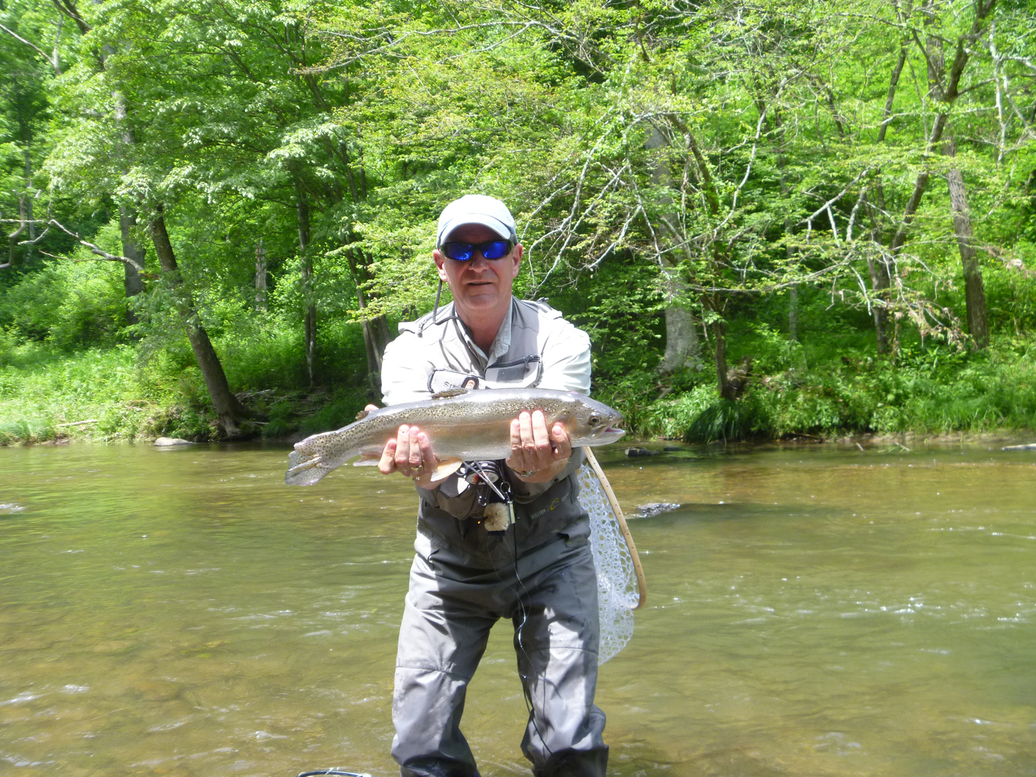 Gallery big rock creek fly fishing club for Fly fishing clubs